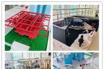 艺术设计系举办模型教学成果展